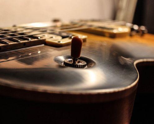 E-Gitarre von Scherdt Guitars Modell Fat Lady