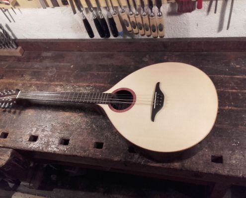 Schwerdt Guitars Modell Irish Bouzouki