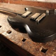 E-gitarre Schwerdt-guitars Modell Black Dahlia